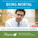 Ohio's Community Mercy Hospice And United Senior Services Team Up To Offer Film Screening And Discussion