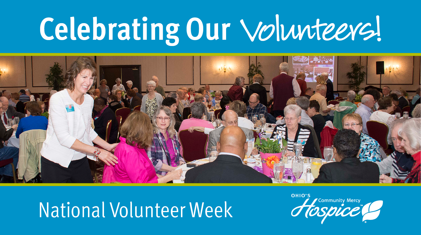 Celebrating Volunteers During National Volunteer Week
