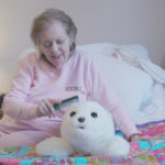 Robotic Seal Provides Comfort For Alzheimer's Patient