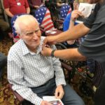 Ohio's Community Mercy Hospice And Mercy Health Oakwood Village Senior Living Join In Honoring Veterans