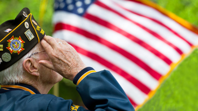 Ohio's Community Mercy Hospice And Mercy Health Oakwood Village Senior Living Partner To Honor Veterans