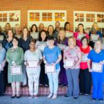 Ohio's Hospice Recognizes Staff Milestones At Annual Recognition Breakfast