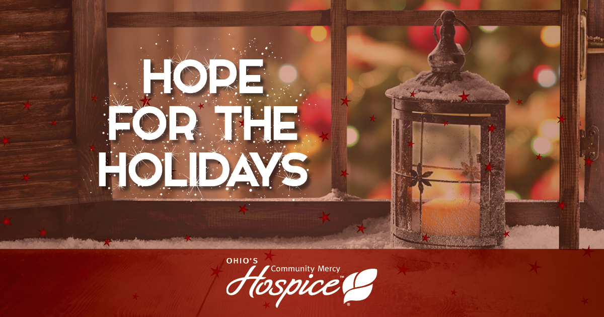 Ohio's Community Mercy Hospice Offers Support For Families Experiencing Grief During The Holidays