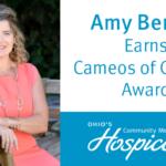 Amy Berner Earns Cameos Of Caring Award