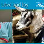 Cheeto The Cat And Tagalong The Goat Bring Comfort To Patients And Families